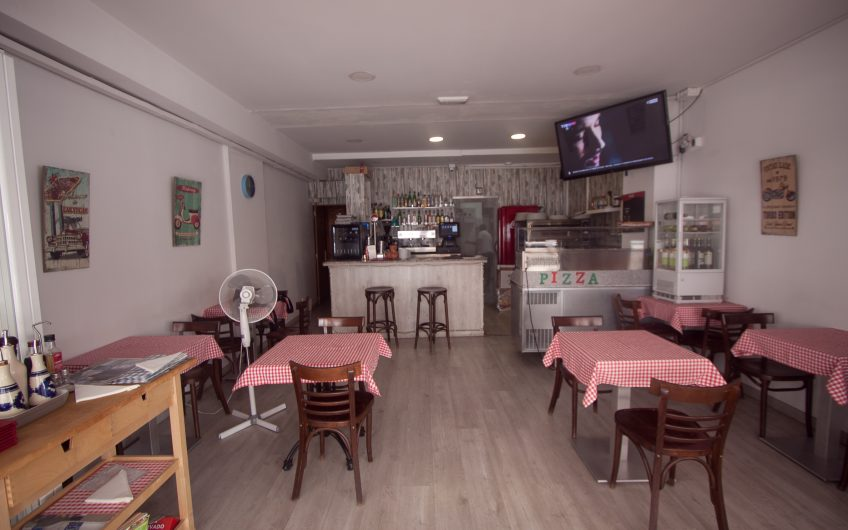 Pizza Restaurant And Take Away In Mallorca For Sale