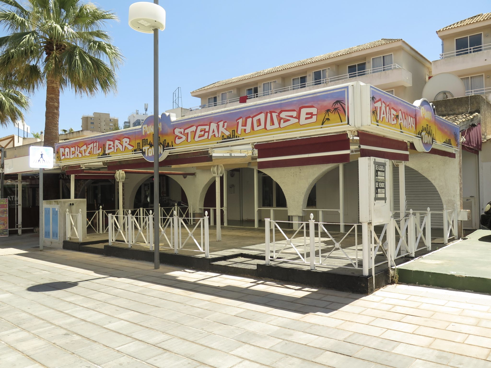 Great Value, Steak House/Resturant in Magaluf for Sale