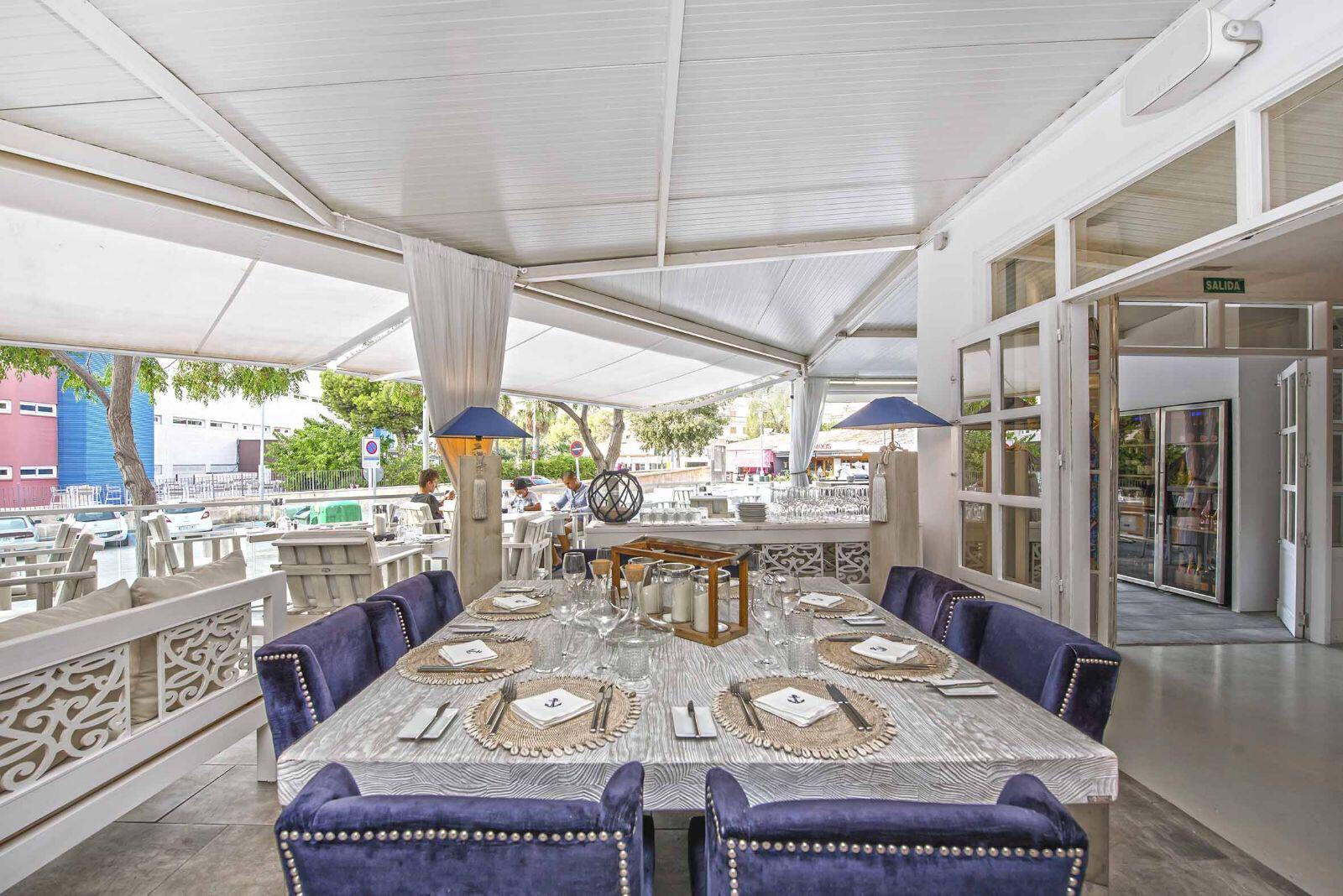 Fantastic Modern Style Resturant in Portals Village