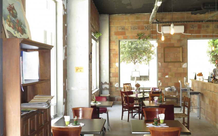 Funky Urban Style Cafe Bar in Central Palma for Sale