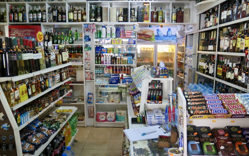 Great Little Shop and Off License in Illetas