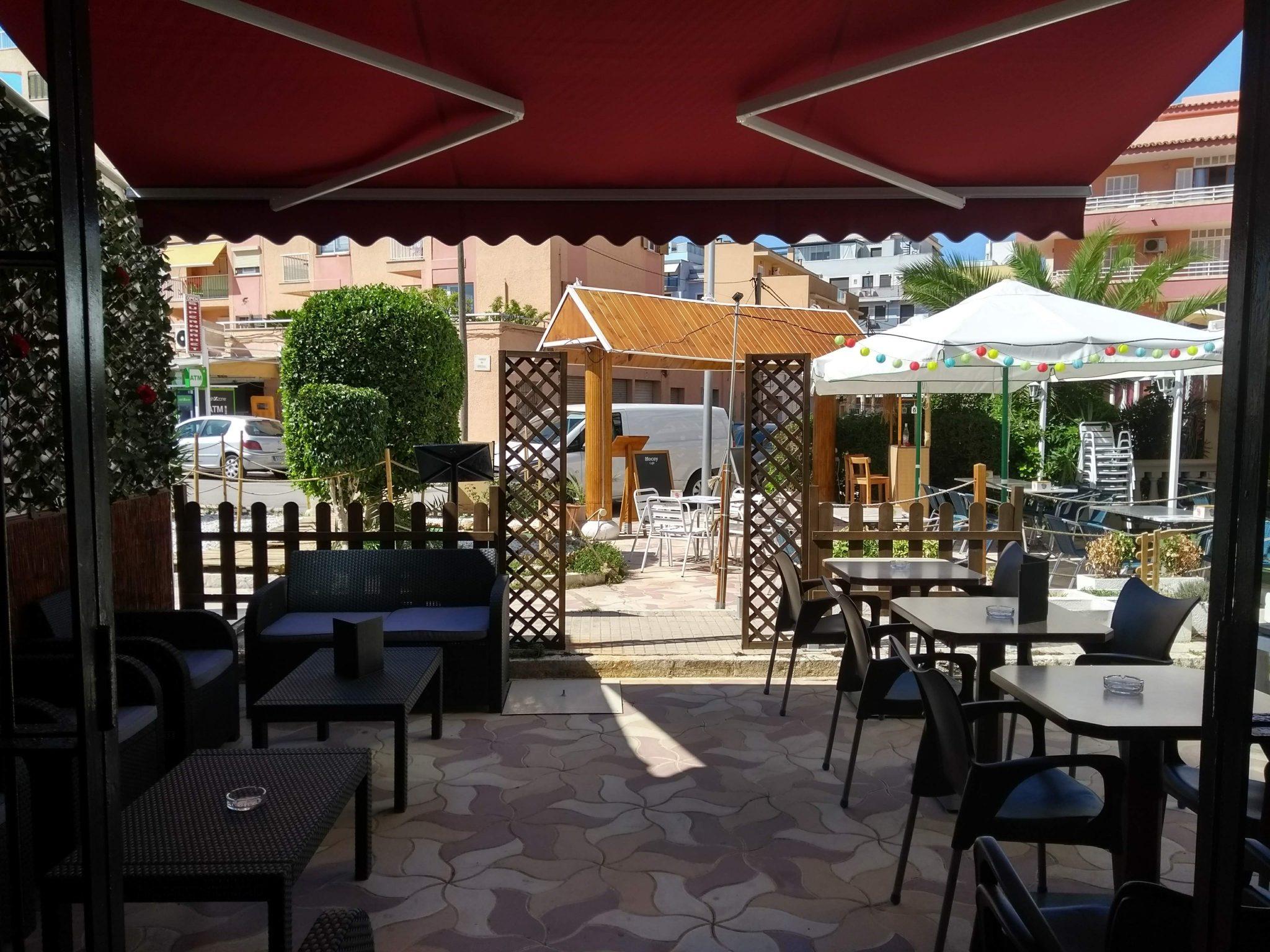 Prime Location Cafe/Bar Can Pastilla