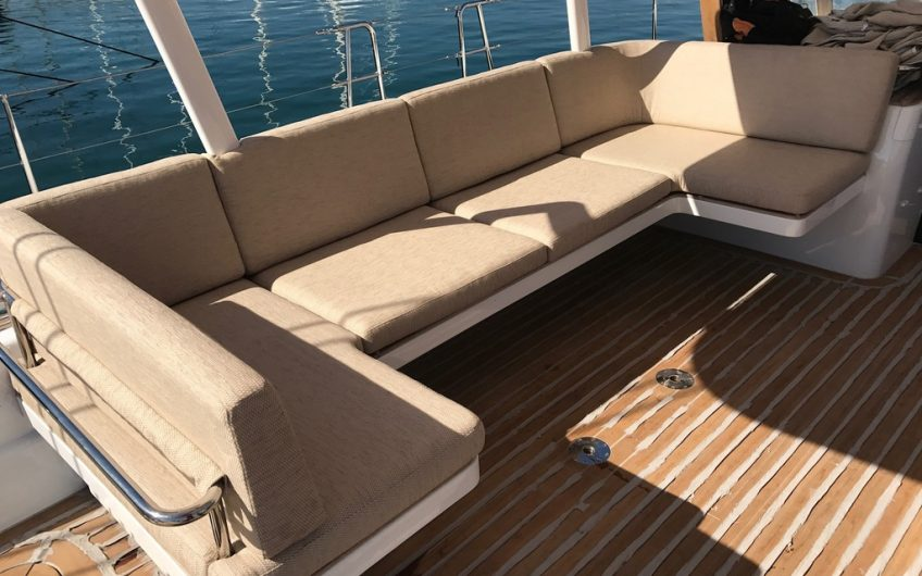 Turnkey Yacht Upholstery And Interior Design Company For Sale